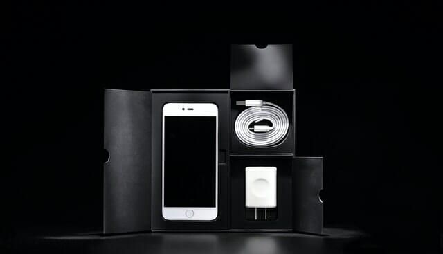 mobile rechargeable par induction